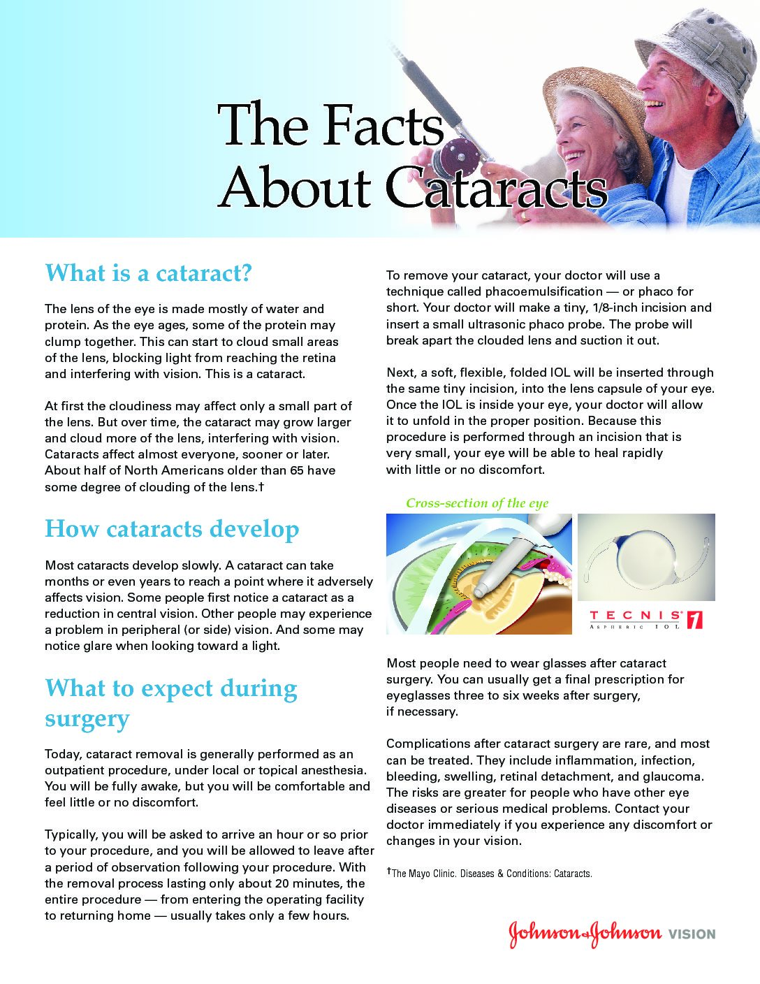 The Fact About Cataracts