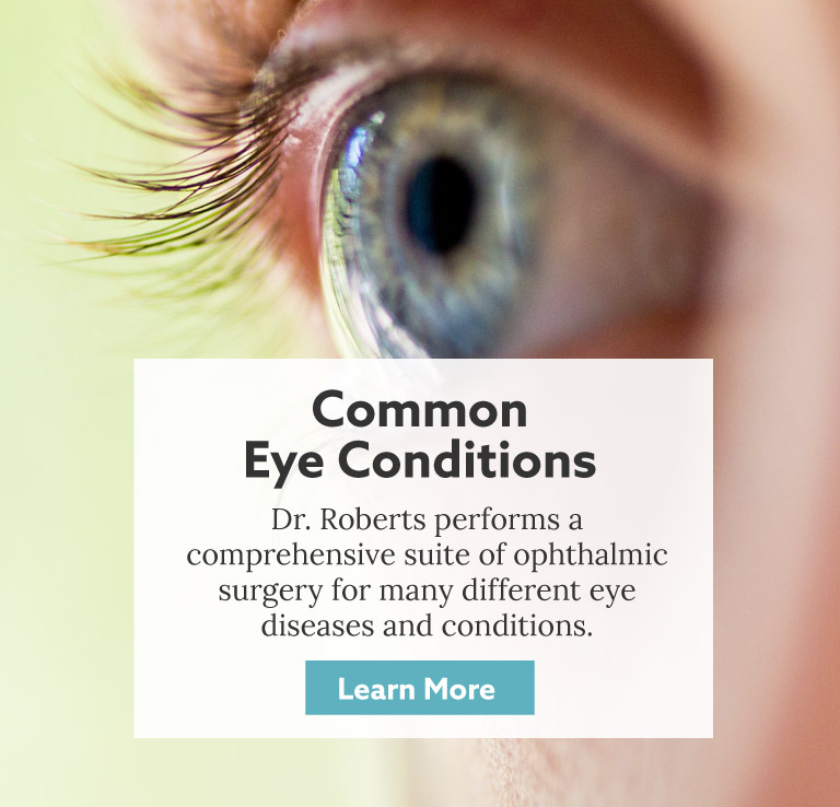 Common Eye Conditions