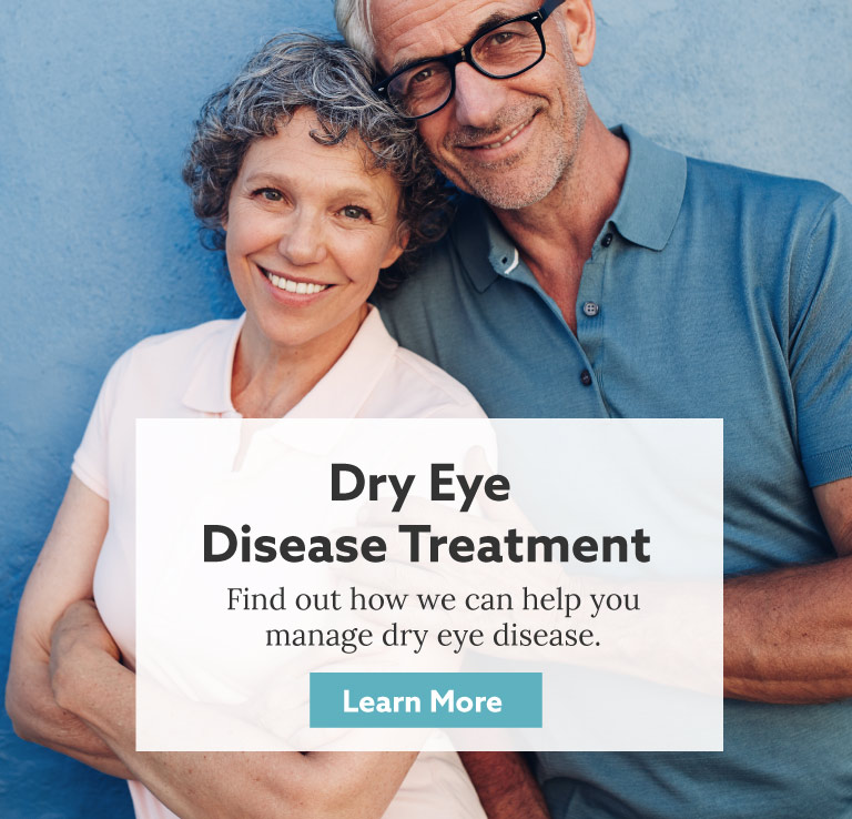 Dry Eye Disease Treatment Grande Prairie